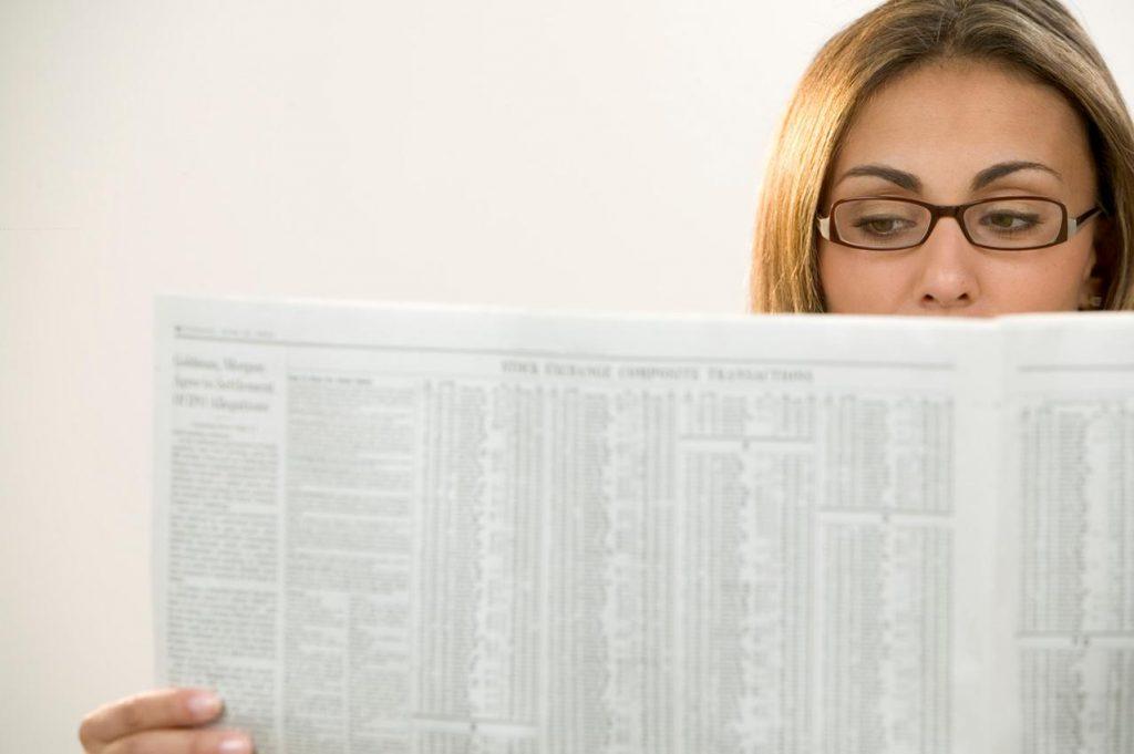 woman-paper